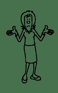 WomanShrug